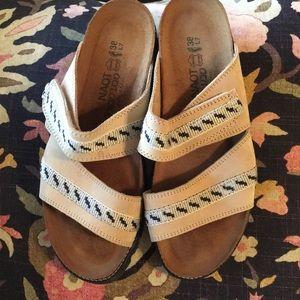 NAOT slip on Sandal